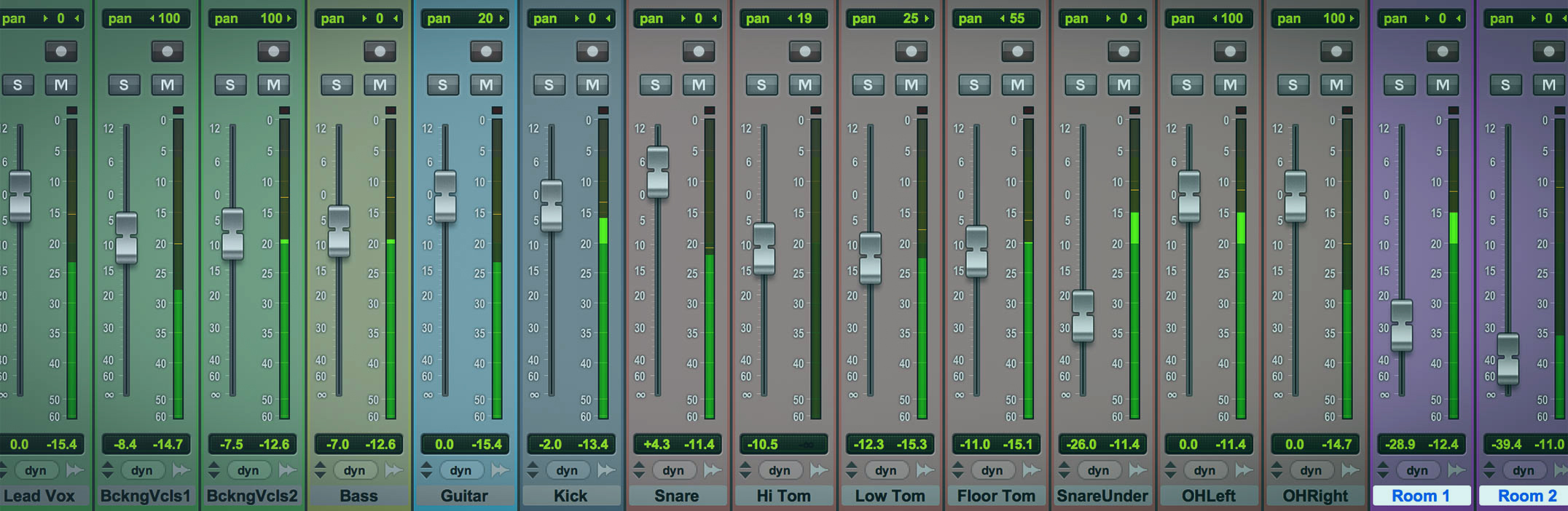 How To Make Vocals and Instruments Sit in the Mix (Fast and