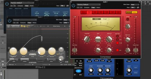 How to use a compressor the easy to follow guide 10 top tips the 5 key elements of audio compression fandeluxe Gallery