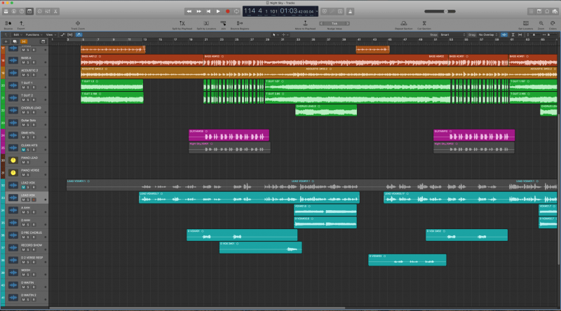 Producing Music with Pro Tools 11