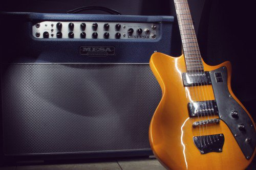 guitar and amp for recording