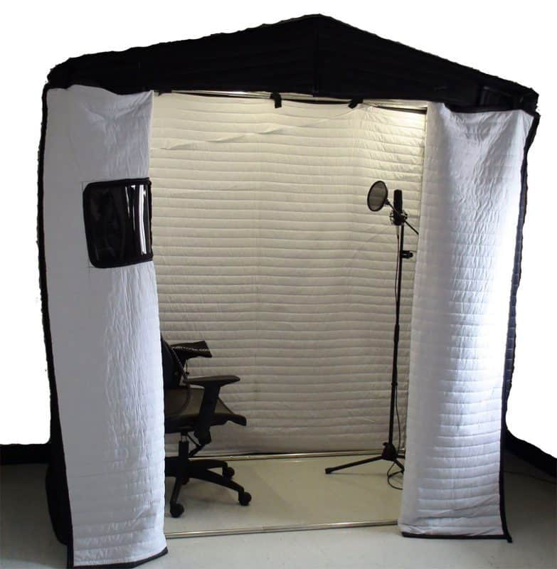 How To Build The Best Diy Vocal Booth On A Budget