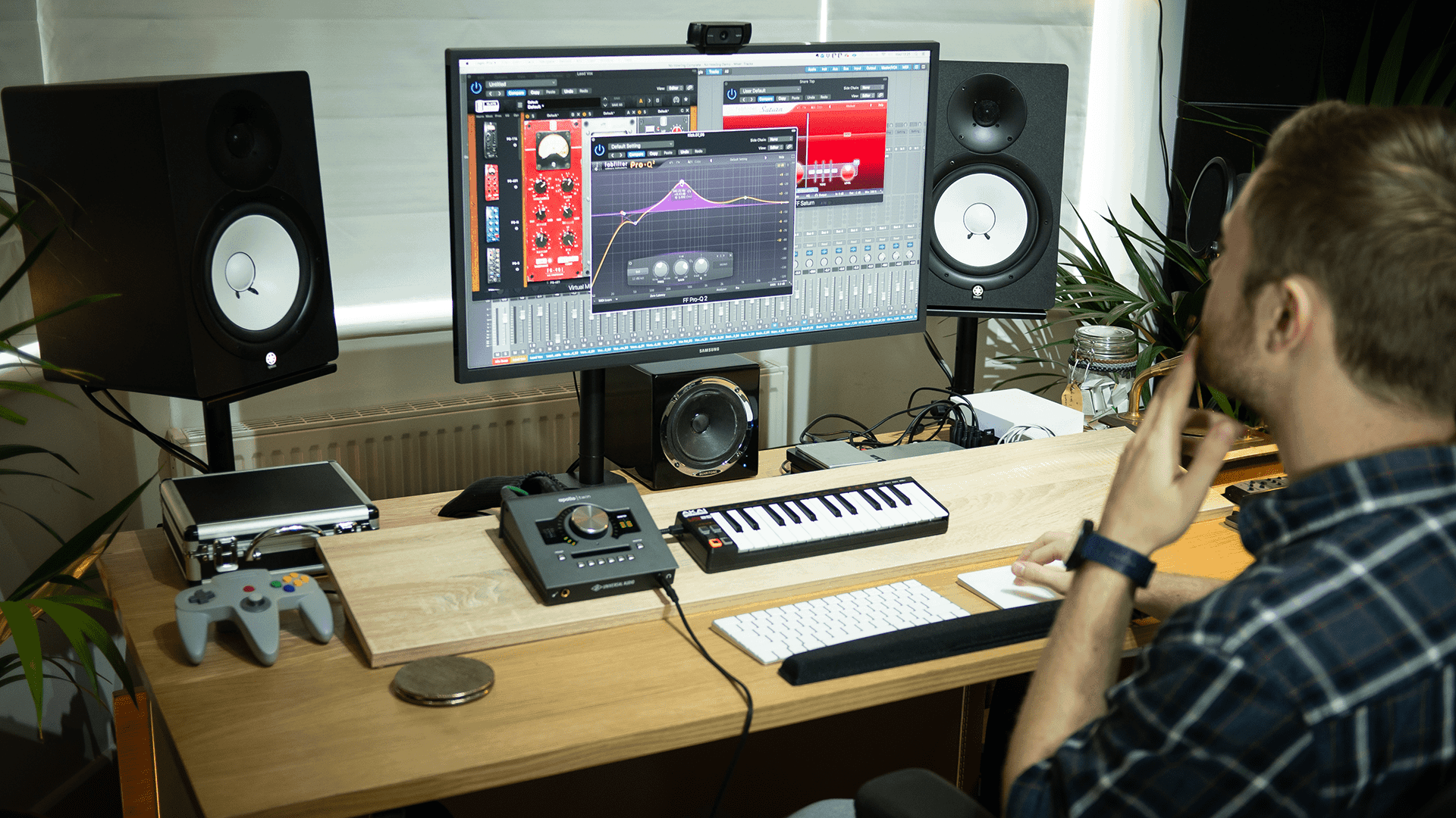 Home Recording Studio Setup The Only 7 Things You Need